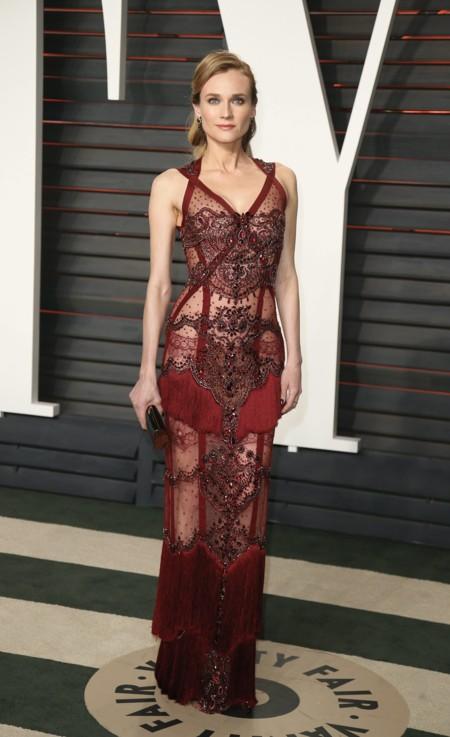 Diane Kruger Fiesta Vanity Fair Oscar 2016 2