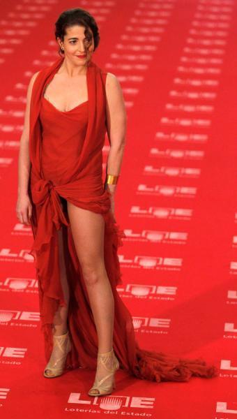 Foto de Alfombra roja de los Premios Goya 2011 (12/16)