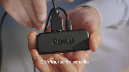 Configurar Roku en México