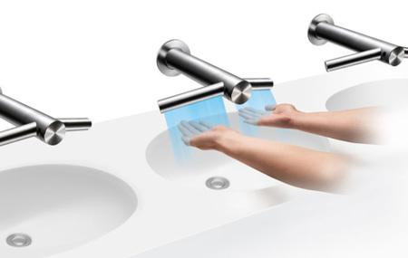 Secador manos Dyson