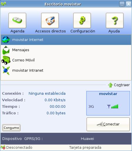 Nueva versión de Escritorio Movistar para Linux