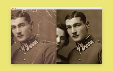 Esta inteligencia artificial restaura fotografías dañadas: adiós arañazos, hola color