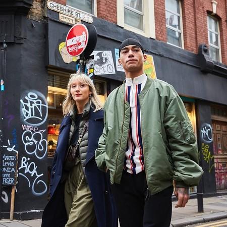Street Style London Fashion Week Mens January 2019 Fall Winter 12