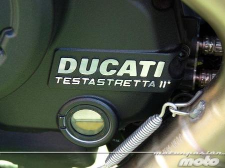 Motor Testastretta Ducati Diavel