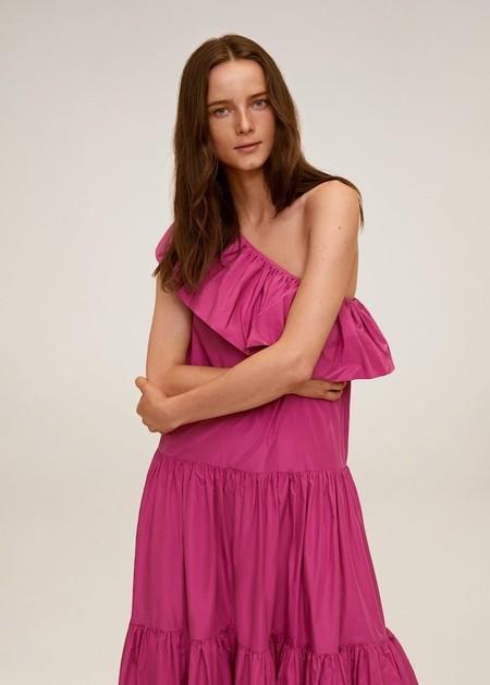 Mango nos enamora con sus nuevos vestidos de verano para lucir durante las vacaciones
