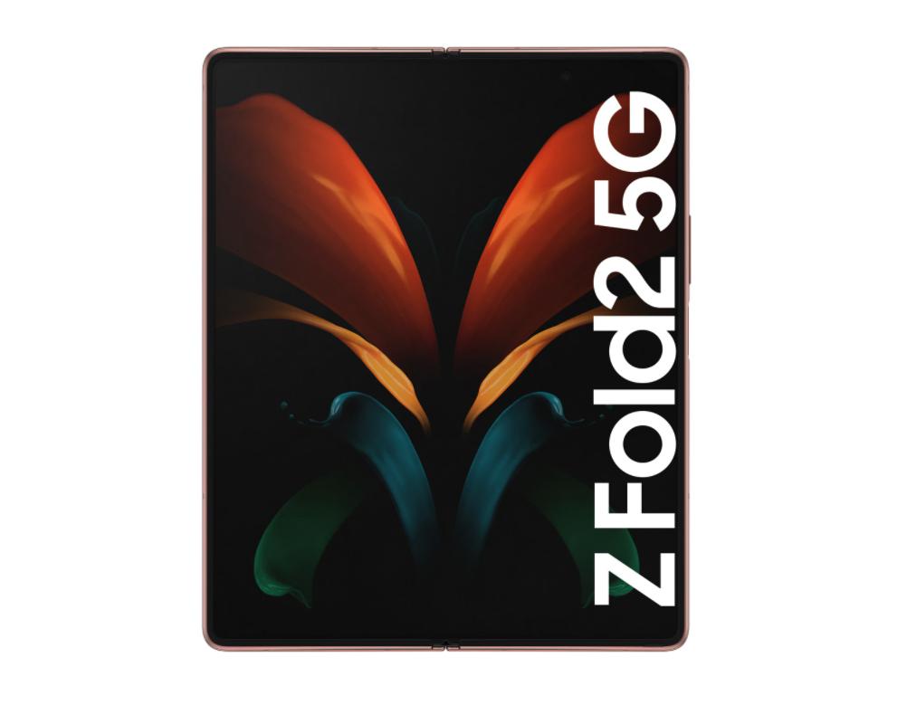 Samsung Galaxy Z Fold2 256 GB + 12 GB Mystic Bronce móvil libre