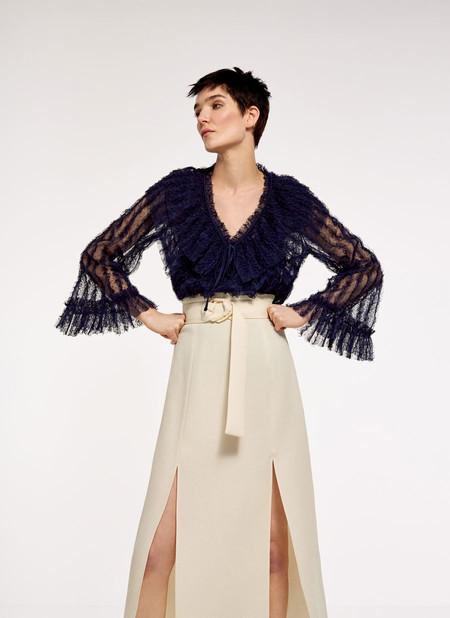 Blusa Elegante Bodas