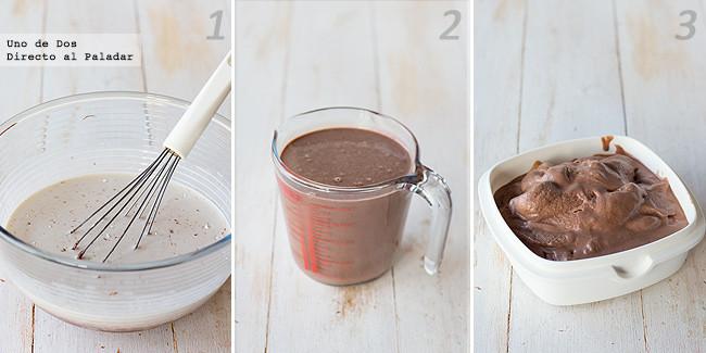 Receta de Helado de Nutella paso a paso