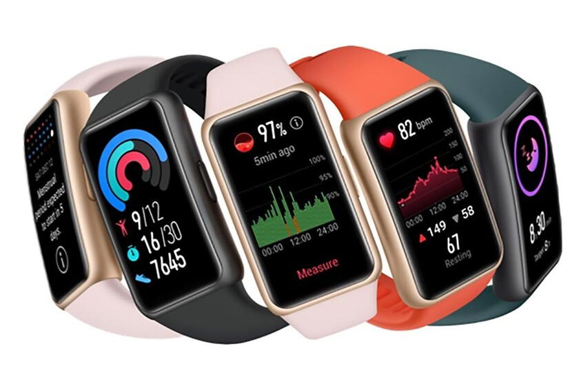 Huawei Band 6, precio y disponibilidad en España de la nueva pulsera de actividad de la marca
