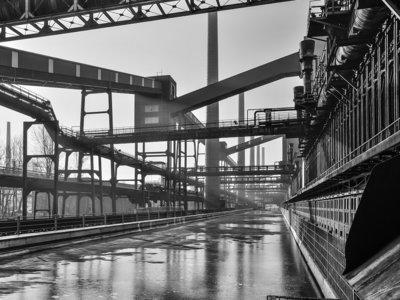 17 fábricas alucinantes: la ruta para conocer las grandes catedrales de la Revolución Industrial