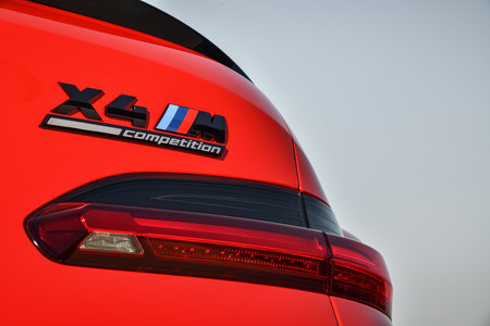 BMW X4 M Competition logo