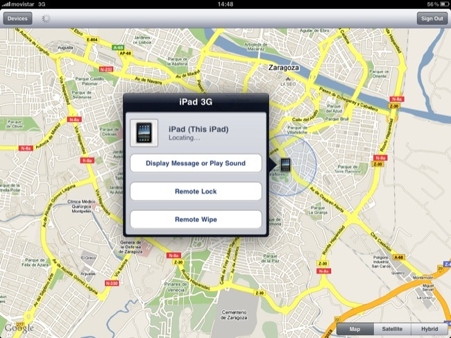 Foto de Find my iPhone (7/9)