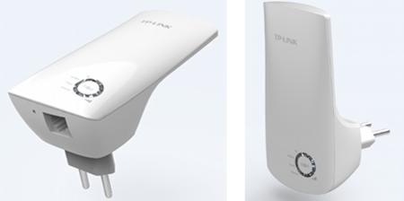 TL-WA850RE, el nuevo repetidor WiFi de TP-Link
