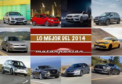 Mejor lanzamiento, lo mejor del 2014 en Motorpasión México
