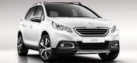 Peugeot 2008, primeras imágenes filtradas