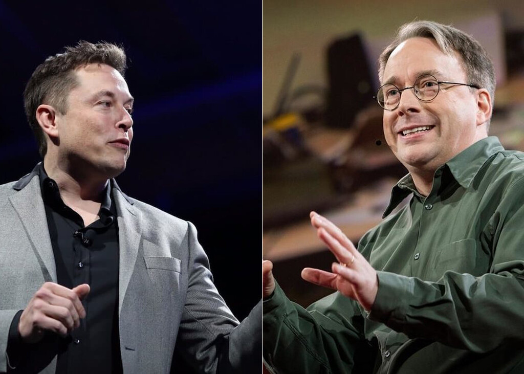 Los 1,6 millones que cobró Linus Torvalds en 2018 parecen un buen sueldo hasta que te enteras de lo que ganó Elon Musk
