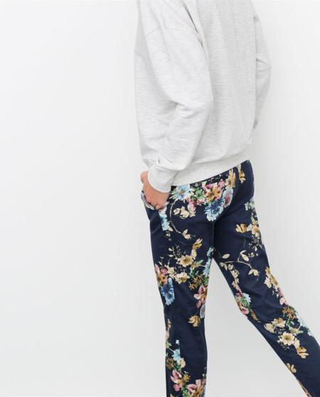 1758ba8a8a Tendencias low-cost Primavera-Verano 2014: los pantalones estampados, ¡todo  un must!