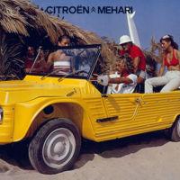 Cuidado con estos vídeos del Citroën Méhari, provocan búsquedas impulsivas en 2ª mano