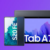 Samsung Galaxy S20 FE por 559 euros con la tablet Galaxy Tab A7 de regalo en Amazon: ahorra 200 euros con este chollo pack