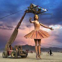 41 fotos que muestran por qué 'Burning Man' se ha convertido en el festival más alucinante del planeta