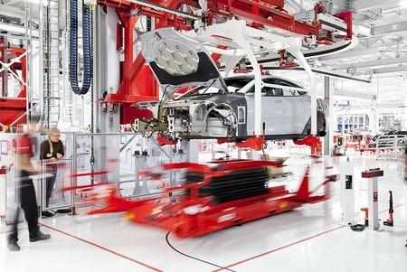 Tesla Motors cada vez más cerca de fabricar sus propias baterías