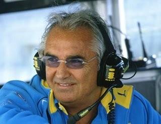 Briatore no echa de menos a Schumacher y sí a Alonso