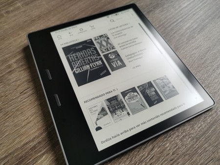 Kindle Oasis 2019: al e-reader definitivo de Amazon le falta ser el más cómodo