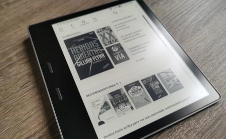 Kindle Oasis 2019: al e-reader definitivo de Amazon le falta ser el más cómodo