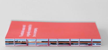 Este es el libro que Facebook da a todos sus empleados. La imagen de la semana