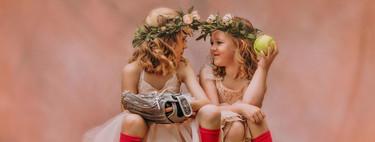 """""""Porque puedes hacerlo todo"""", la sesión de fotos que muestra que las niñas pueden ser atletas y princesas al mismo tiempo"""