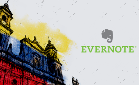 Evernote visitará Colombia el próximo 29 de octubre