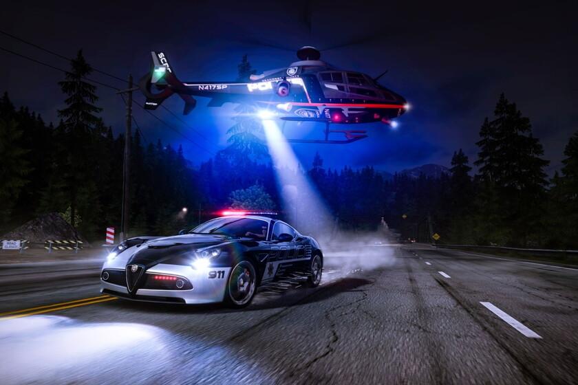 Se filtra Need for Speed: Hot Pursuit Remastered con un lanzamiento fijado para noviembre y con crossplay