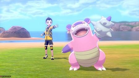 Pokémon Espada y Escudo: cómo evolucionar a Slowpoke de Galar en Slowbro de Galar en la expansión Isla de la Armadura
