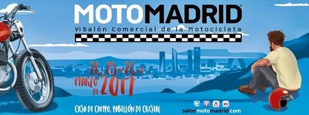 MotoMadrid ya tiene fecha para 2017: 24, 25 y 26 de marzo. ¡No te lo pierdas!