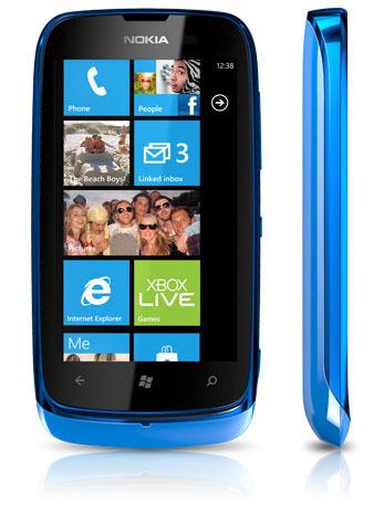 Nokia Lumia 610 con Tango, queda inaugurada la gama baja en Windows Phone