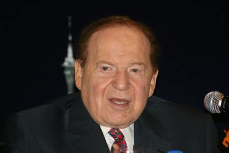 Sheldon Adelson 21 June 2010