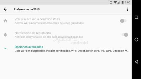 Android O podrá activar automáticamente el Wi-Fi cuando esté cerca de redes guardadas