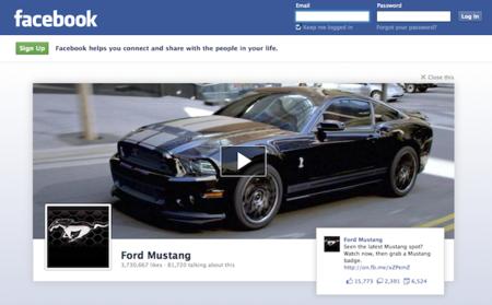 Anunciarse en la página de logout de Facebook cuesta 700.000 dólares al día, ¿merece la pena?
