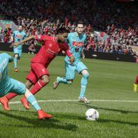 Liverpool y Manchester City se enfrentan en estos 27 minutos de FIFA 15
