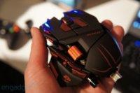 Mad Catz Cyborg M.M.O.7, el ratón específico para los MMORPG
