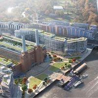 Así de espectaculares lucirán las nuevas oficinas de Apple en Londres dentro de la mítica estación Battersea