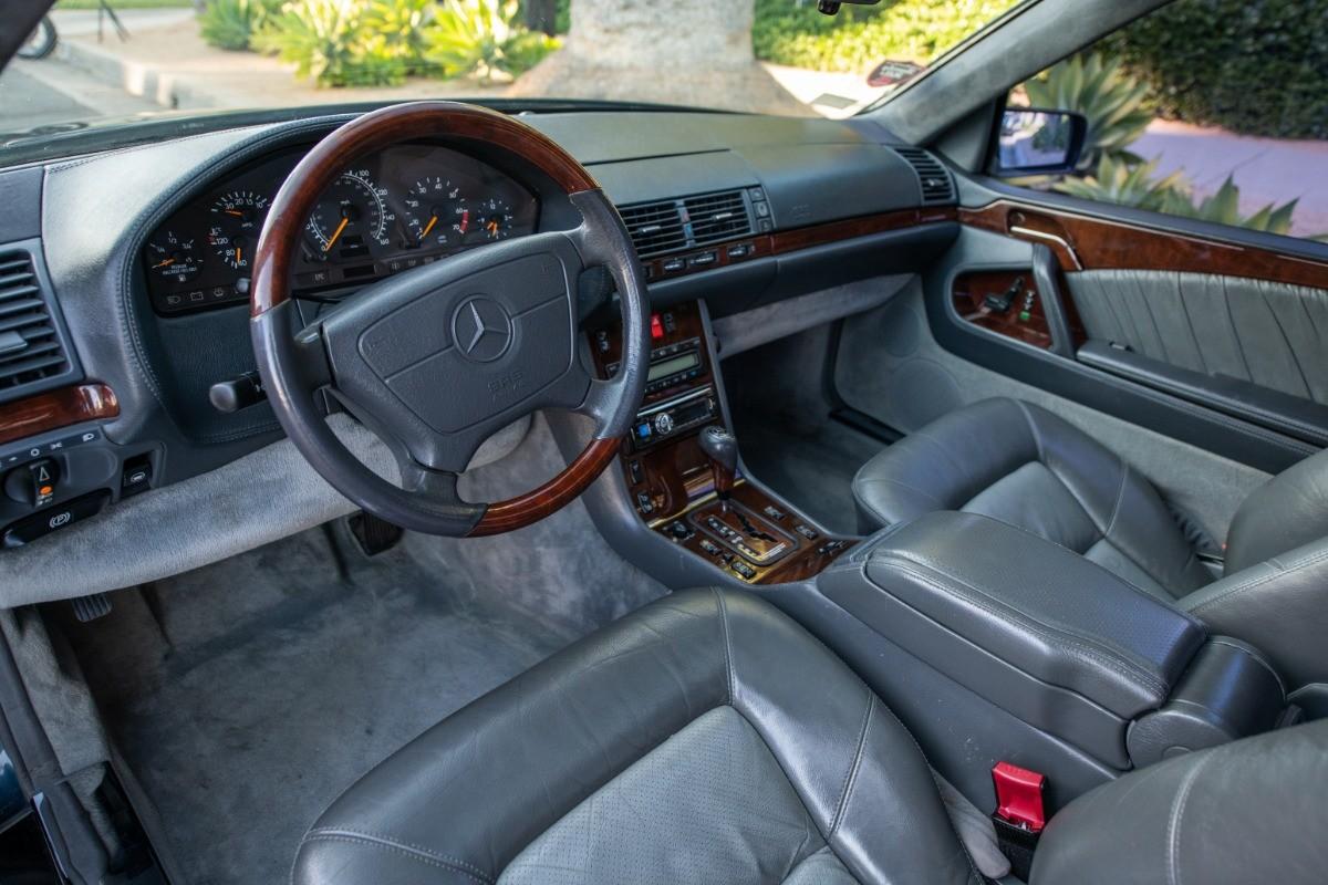 Foto de El Mercedes Benz S600 Lorinser de Michael Jordan, a subasta (12/18)