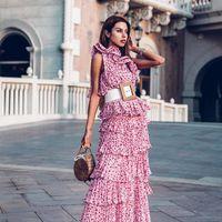 11 vestidos largos de verano con los que conseguir un estilo 10 al instante