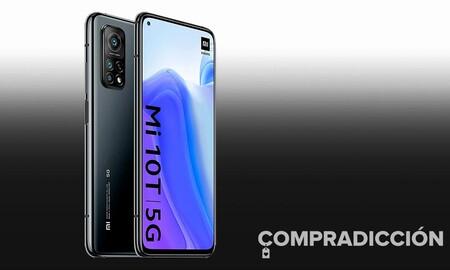 Atento a este chollo si buscas smartphone 5G: el Xiaomi Mi 10T 5G sólo cuesta 319 euros en Amazon