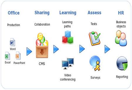 diagrama de LMS