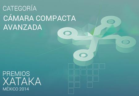 Mejor cámara compacta avanzada, vota por tu preferida para los Premios Xataka México 2014