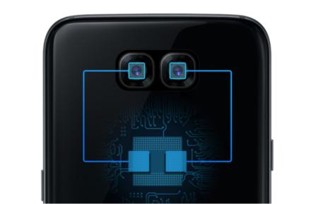 El Samsung Galaxy S8+ tuvo una doble cámara trasera, pero no pasó del prototipo