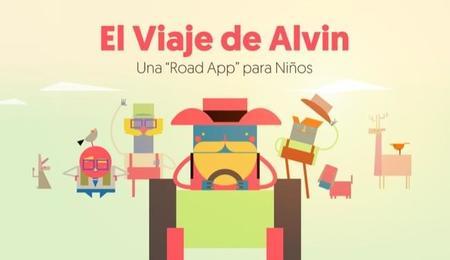 Meikme lanza la aplicación El viaje de Alvin, una roadapp interactiva basada en la película de David Lynch