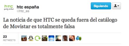 HTC Movistar