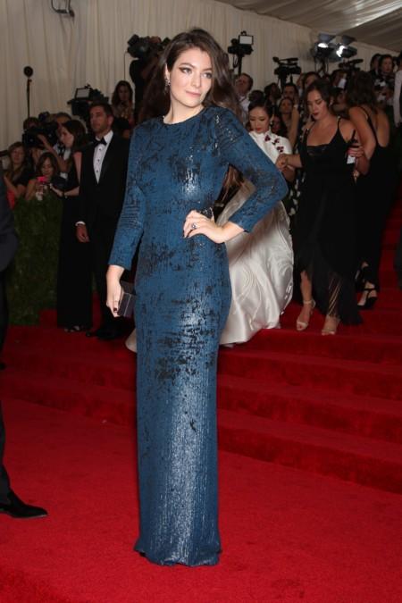 Lorde Met Gala 2015